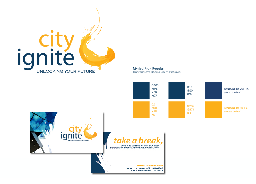 City Ignite Corporate ID